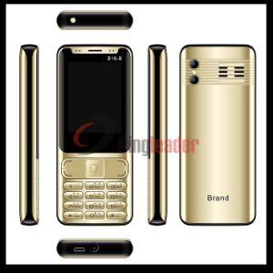 2.4  telefoni della barra doppi i più poco costosi di Spreadtrum SIM GSM di pollice con Bluetooth&FM (B18B)