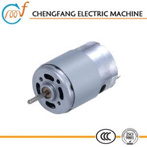 2,4V Micro motor RS-380sh motor DC, para el taladro eléctrico