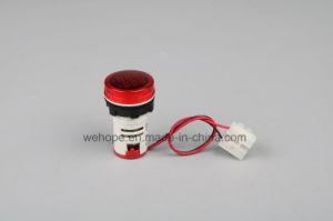 Luz indicadora de 50-500V con gran tensión y corriente roja pantalla