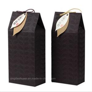 2018 최신 판매 도매 차 상자 최고 질 공장 주문 Handmade 마분지 서류상 포장 차 상자