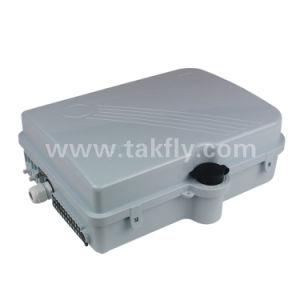 El uso de las Telecomunicaciones de la caja de terminales de fibra óptica FTTH/FTTX