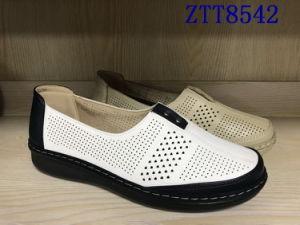 Mode de vente chaude mature de confortables chaussures femmes avec Ztt8542