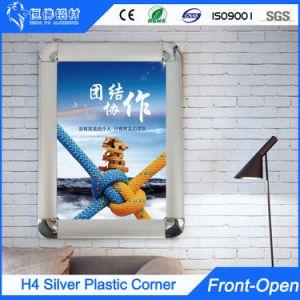 Moldura Fotográfica de Publicidade Round-Conner plástico