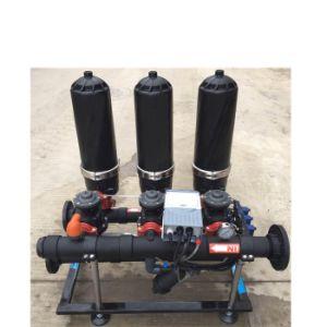 Filtro da acqua di plastica del disco dello schermo del sistema del filtro da trattamento delle acque di irrigazione di agricoltura dell'azienda agricola