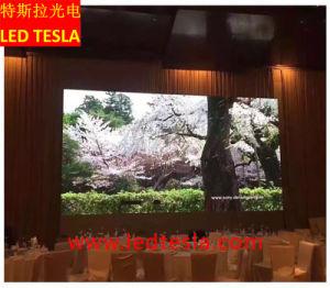 P4 HD pleine couleur de la publicité intérieure Affichage LED de mur vidéo