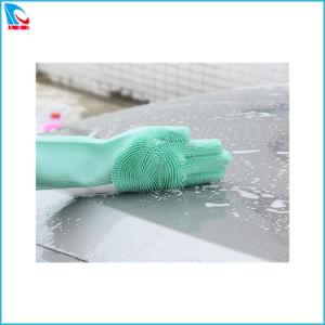 Guantes de silicona reutilizables de alta calidad de lavado con lavadora