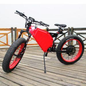 熱い販売72V隠しだての爆撃機の電気バイク5000W Enduro Ebike