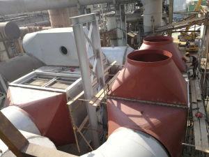 Resíduos de gás de combustão da caldeira de recuperação de calor Trocador de Calor