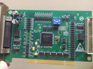 Stevige Technologie Jmc pci-9014 de Kaart van de Aanwinst van de Gegevens van de Kaart van de Controle van de Motie