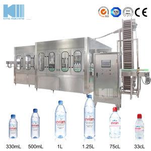 Unità minerali automatici completi di lavaggio/riempire/ricoprire della bottiglia di acqua 330ml sistema/funzione/