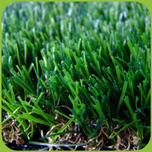 C het Synthetische Gras van de Vorm voor het Modelleren van de Tuin Decoratie