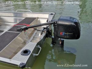 10HP elektrische Buitenboord Elektrische Motor Ez Buitenboord ez-10T/R