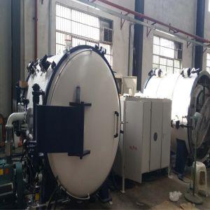 Tamanho grande de carboneto de silício Forno de sinterização