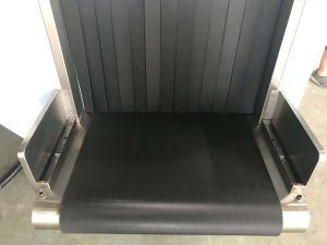 Hotel-Röntgenstrahl-Gepäck-Scanner Passeragers zum Beutel-Drohung-Befund