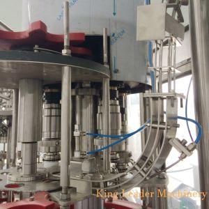 5L het Vullen van de Was van het Drinkwater van de fles Verzegelende Machine