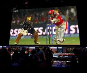 P16 géant de l'écran LED HD pour la publicité de plein air