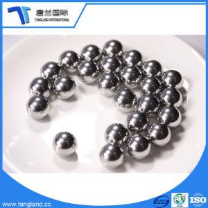 Rolamento de esferas de aço cromado/ as esferas de aço carbono/ Elemento de laminação de aço inoxidável