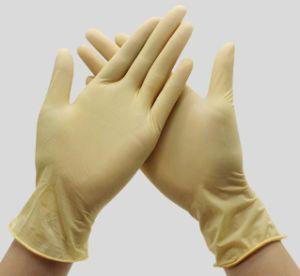 Нитриловые инспекционной Anti-Oil Машиностроение распоряжение перчатки