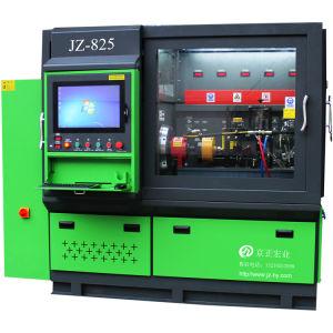 Le carburant diesel Common Rail et banc de test des injecteurs de pompe