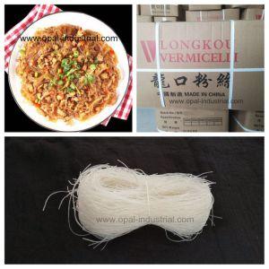 Het Chinese Slanke Voedsel van de Noedel