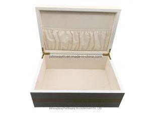 Haut -Fin spécialisée décoration en bois Boîte cadeau personnalisé pour l'emballage