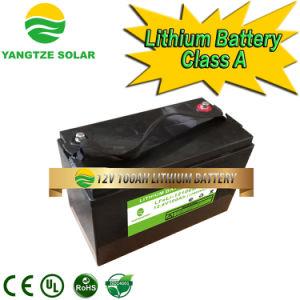 Batterie au lithium Yangtze 12V 100Ah LiFePO4 cellules Power Pack
