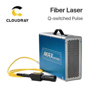 Cloudray 20-50W Fonte de Laser de fibra de pulso para máquina de marcação a laser
