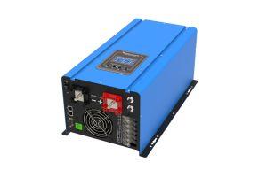 5000W DC AC energía solar híbrida de baja frecuencia inversor para sistema de panel solar