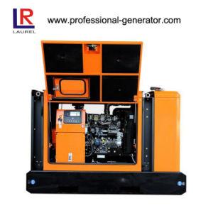 4 цилиндров с водяным охлаждением 30квт дизельный генератор