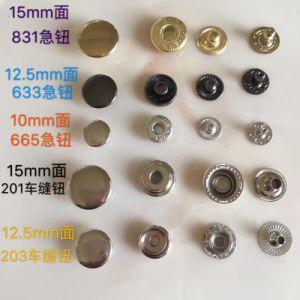 Tasto a schiocco del metallo di alta qualità