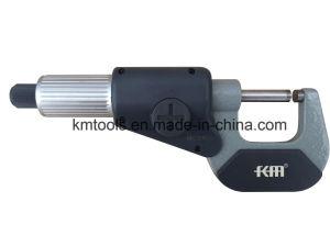0-25mm/0-1''Digital fora de carboneto de micrômetro de Dispositivo de medição da face de medição