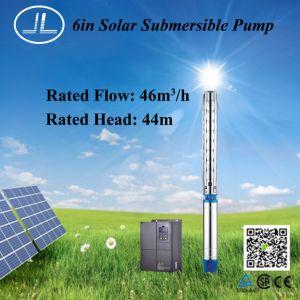 насос погружающийся солнечной силы 7.5kw 6inch, насос полива