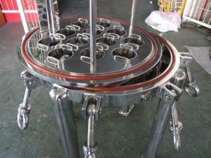ROシステム産業カスタマイズされたステンレス鋼のマルチカートリッジフィルターハウジング