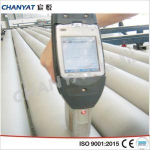 ASTM Edelstahl-nahtloses Rohr wie pro A312 (TP321H, TP347H, TP348)