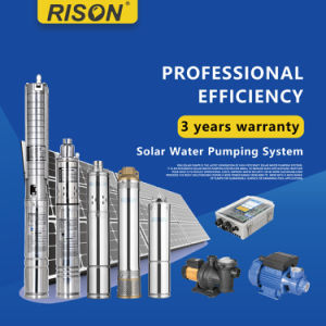 Водяной насос солнечной энергии высшего качества, нержавеющая сталь, 3 лет гарантии производителя на заводе