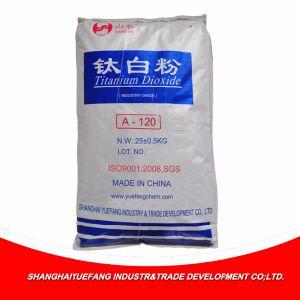 Het gewijzigde Natuurlijke Dioxyde van het Titanium voor de Producten van de Industrie