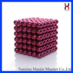 5mm Bola magnético permanente fuerte imán esférica