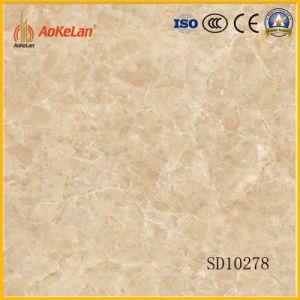 tegel van de Vloer van het Porselein van 600X600mm de Volledige Verglaasde Opgepoetste voor Woonkamer