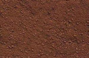 Oxyde Bruine 686 van het ijzer voor Baksteen of Straatstenen