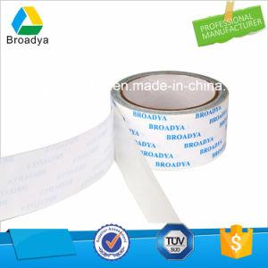 Две боковые акриловый растворитель в ткани клейкой ленты (140 mic/DTS512)