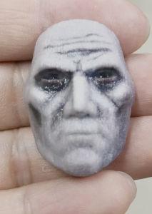 3D de alta precisão Prototyped escultura de pequeno artesanato