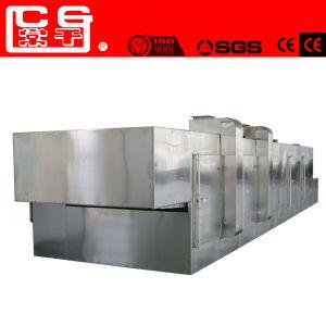 Secador de correia de malha para vários frutos e produtos hortícolas