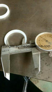Venta caliente o anillo de silicona transparente Metarial