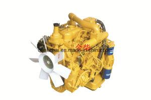 De Dieselmotor van Turbocharging voor het Gebruik 4105zg van de Machines van de Bouw
