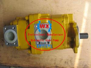 Heißes Factory~ 705-52-31230.705-52-31210-----Echte Zahnradpumpe Contruction Maschinerie-Ersatzteile der KOMATSU-Ladevorrichtungs-Wa500-6 hydraulische