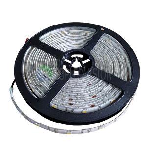 Luz de tira flexível SMD5050 do diodo emissor de luz 30LEDs/M 7.2W