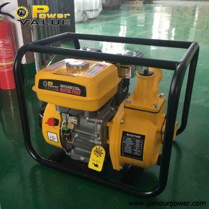 Venta caliente! Gran descuento! La gasolina de alta calidad de la bomba de agua de alimentación Genour Wp20 168f 5.5HP/Gasolina gasolina de 2 pulgadas de la bomba de agua