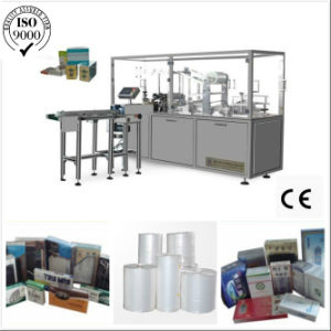La machine pour la case de sortie de l'emballage de Film&l'efficacité de la machine de sortie d'emballage