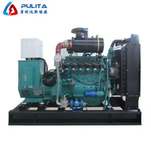 Grupo Electrógeno de Gas Natural el biogás a partir de 8kw-1000kw generador de gas