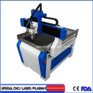 DSPのオフライン制御を用いる小さい6090 2*3inch木製の金属の石CNCのルーター